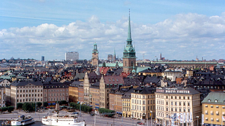 Old Town, Stockholm | ©Roger W/flickr