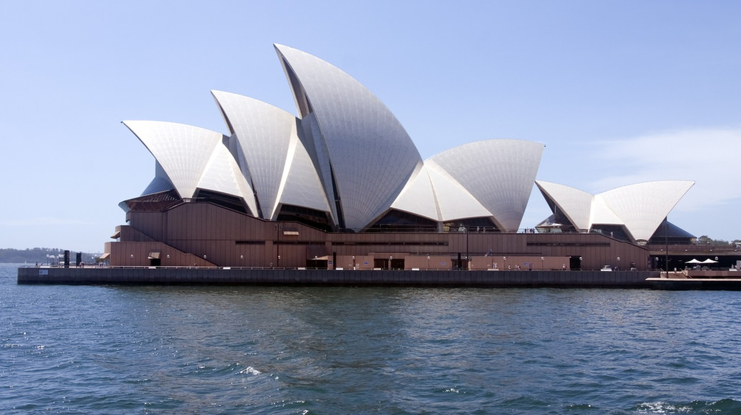 The Sydney Opera House | ©  Jimmy Harris / Flickr