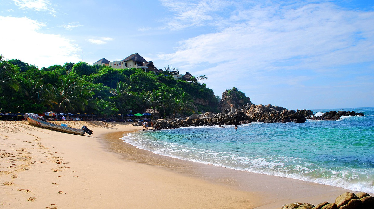 Playa Manzanillo | © https://www.flickr.com/photos/theklan//WikiCommons