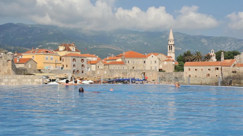 Avala Hotel on the coast of Montenegro | Courtesy of Avala Hotel