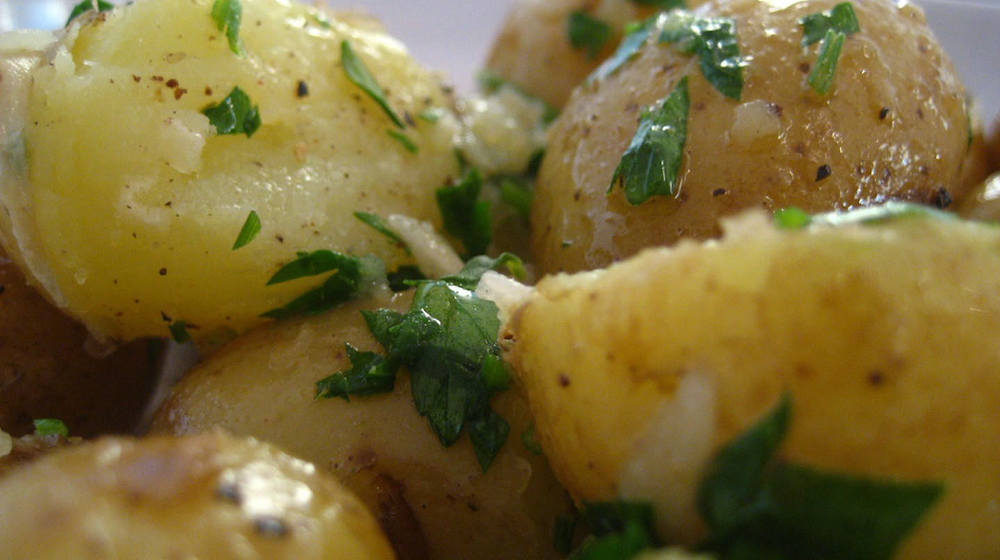 Potatoes, a staple of Lithuanian cuisine | © Jeremy Keith/Flickr