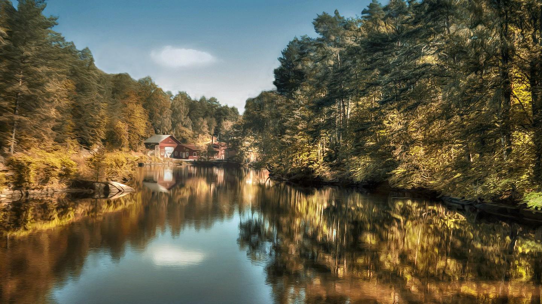 Romantic lakeside | © Eselsmann™/Flickr