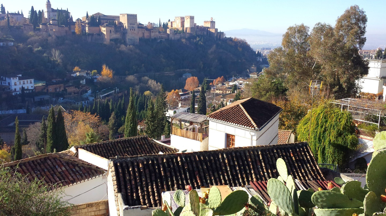 Sacromonte, Granada; Encarni Novillo