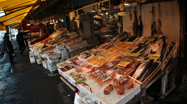 Sapporo Central Wholesale Market | © MIKI Yoshihito/Flickr
