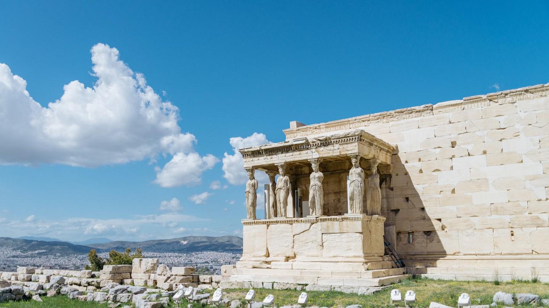 Erectheion in Athens