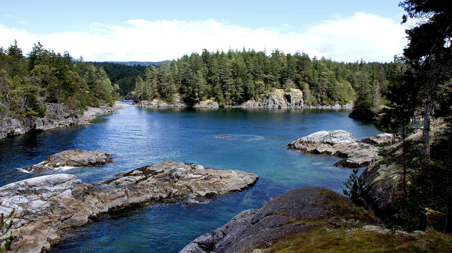 Smuggler's Cove in Sechelt | © Ken McMillan/Flickr