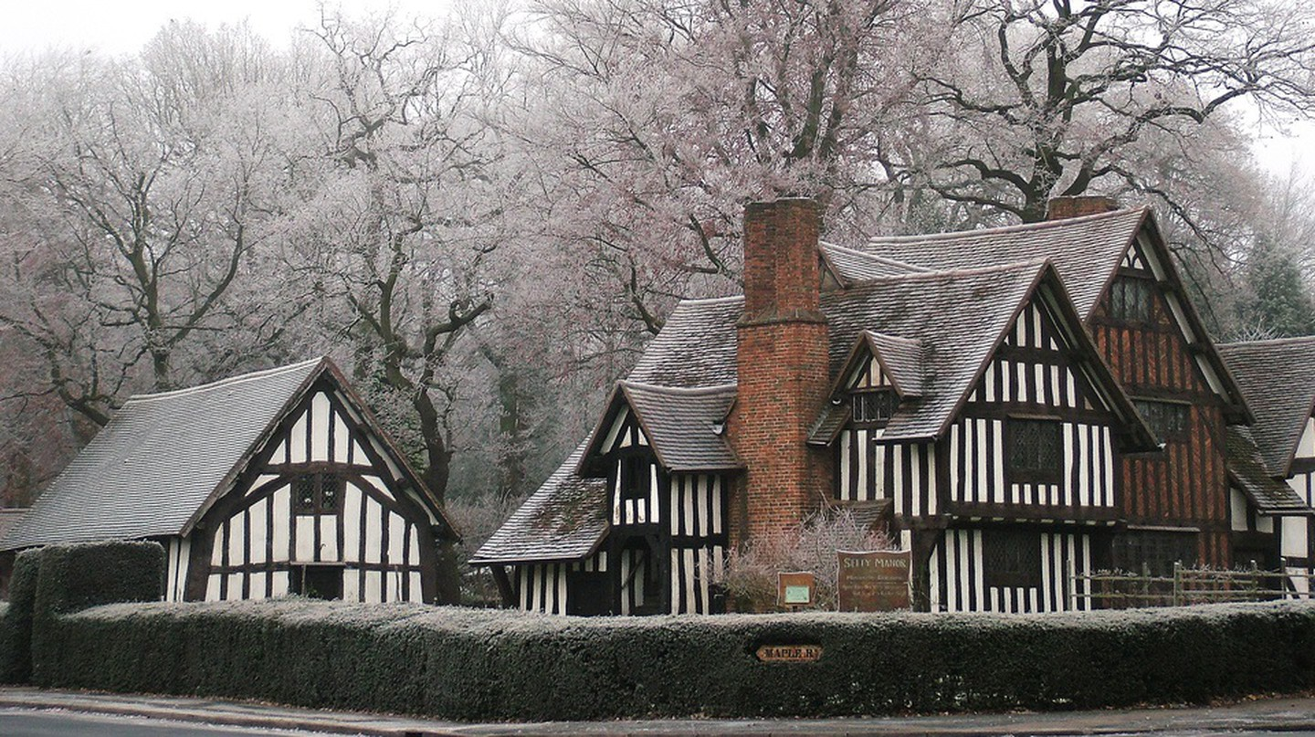 Selly Manor, Bournville | © Pete Ashton/Flickr
