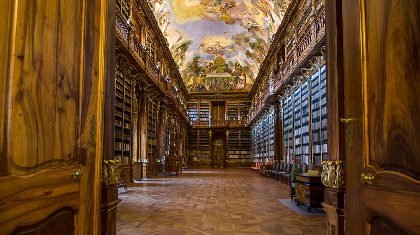 The National Library of the Czech Republic, Prague