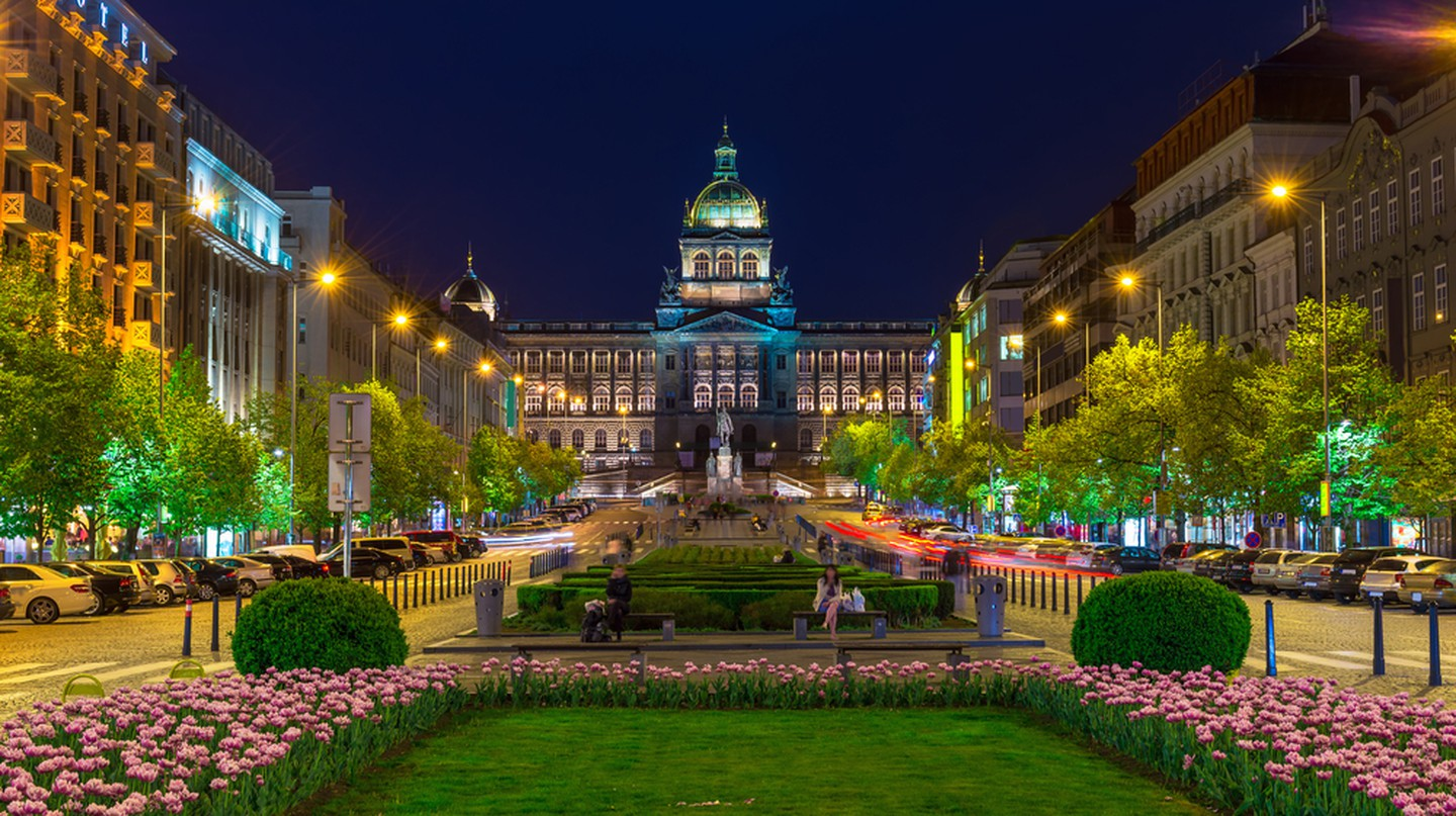 Wenceslas Square  | © Catarina Belova / Shutterstock