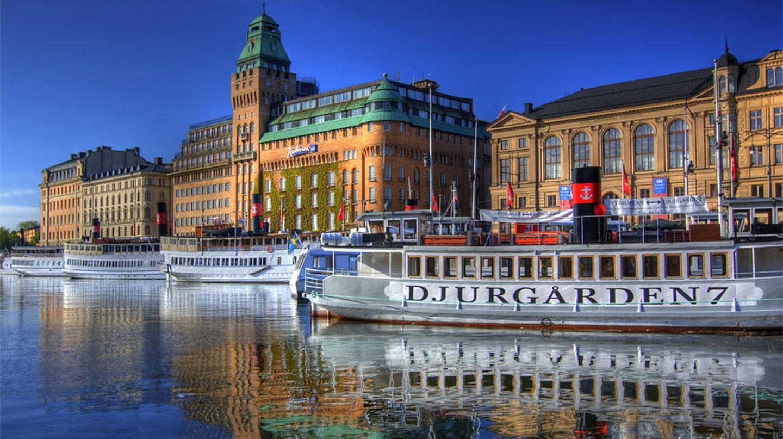 Stockholm   ©Michael Caven/Flickr