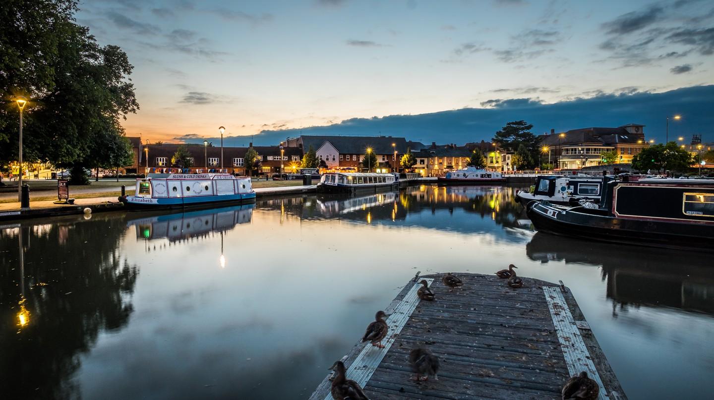 Stratford-upon-Avon docks | © Giuseppe Milo/Flickr