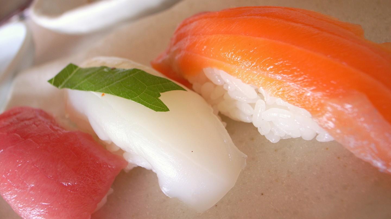 Sashimi Sushi  © Yoppy/Flickr
