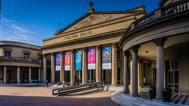 Teatro Solís © Boris G