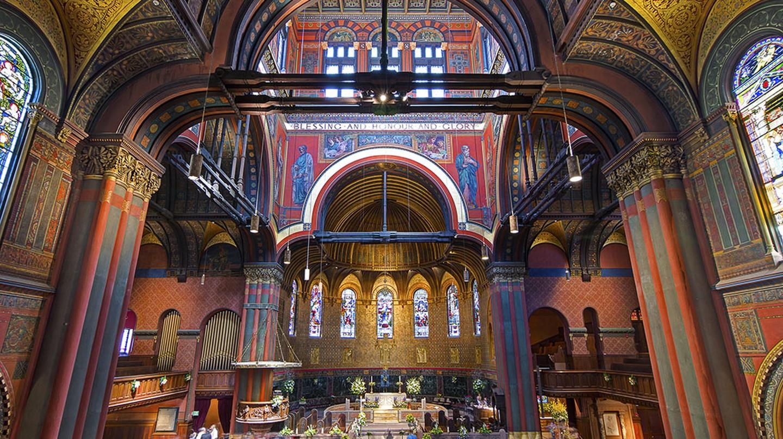 Trinity Church   © Bill Damon / Flickr