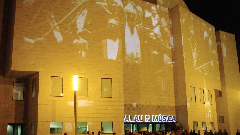 Photo courtesy of the Palau de la Música