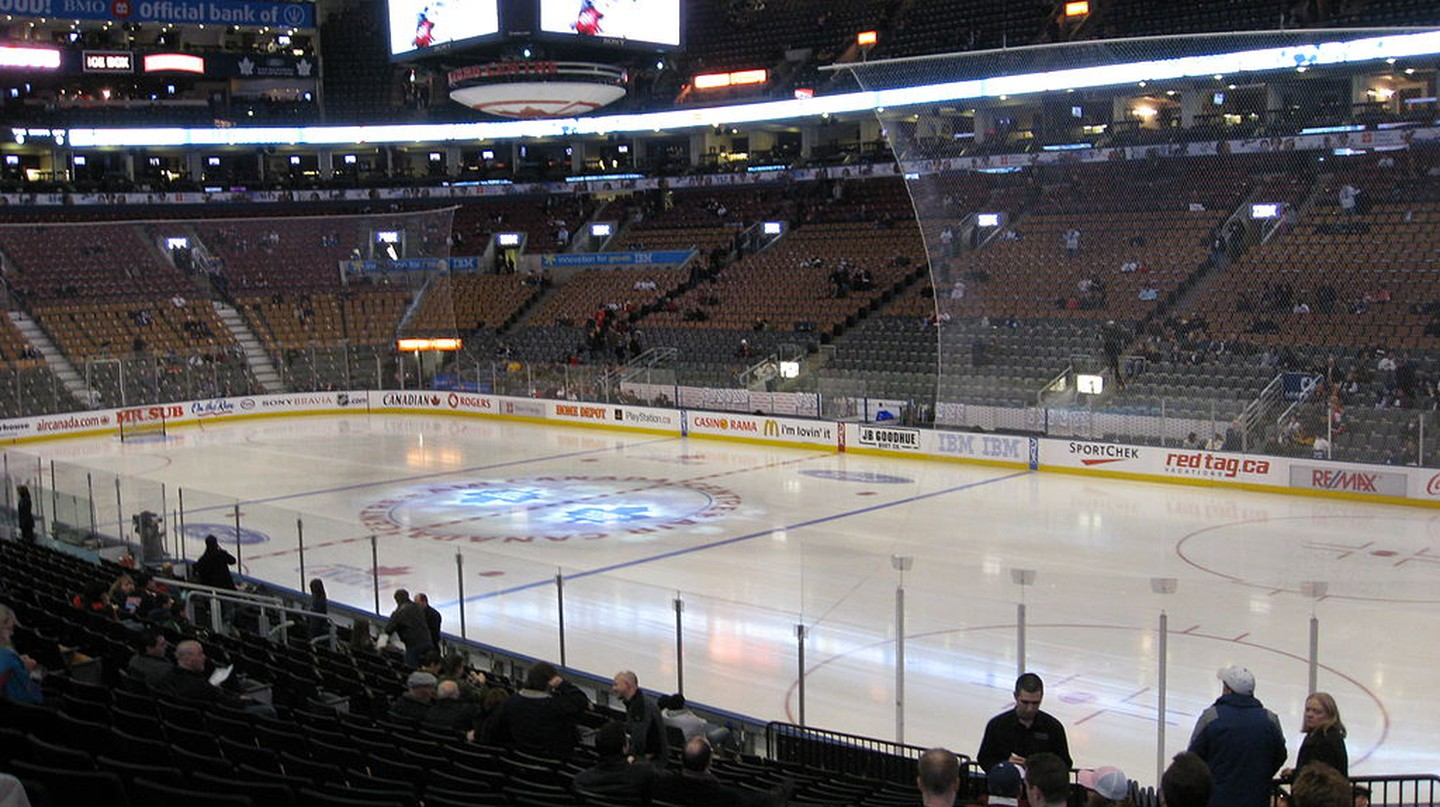 Air Canada Centre | © Figure8 / WikiCommons