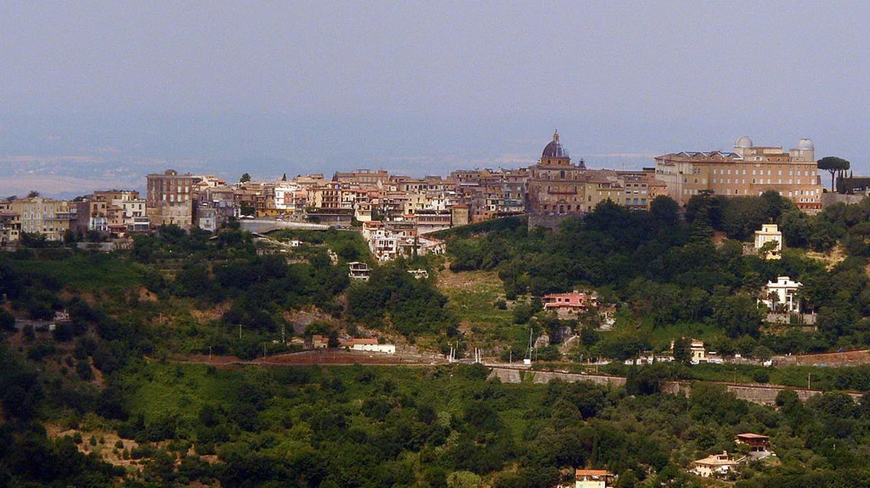 Town of Castel Gandolfo | © Deblu68 / WikiCommons