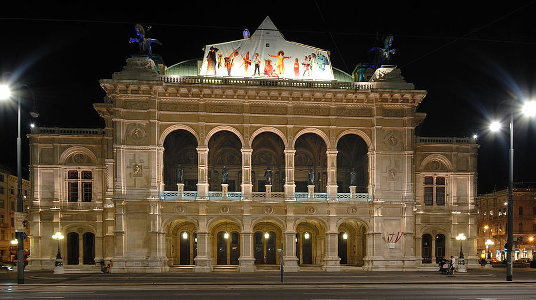 Vienna State Opera | © Peter Haas/ Wikimedia Commons