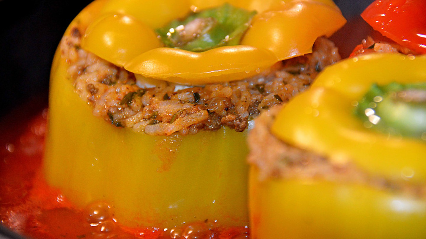 Stuffed peppers | © superscheeli / Flickr