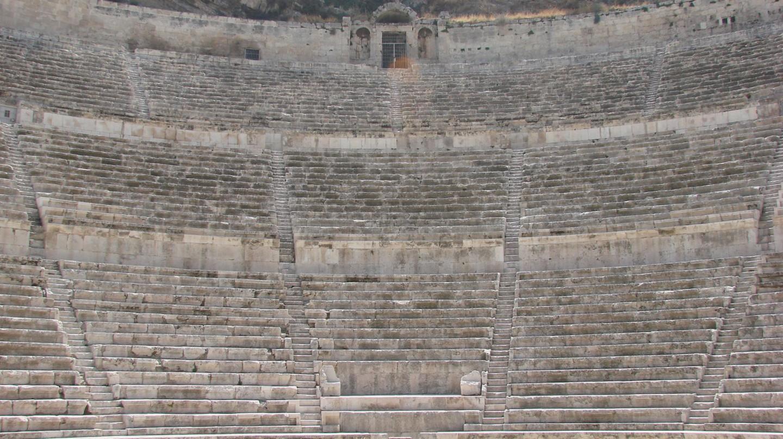 Roman Theatre - Amman © watchsmart