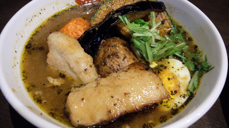 Soup curry | ©Takeshi Kiriya / Flickr
