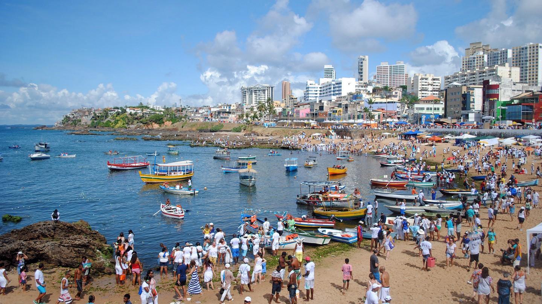 Rio Vermelho, Salvador / © Clarissa Pacheco / Flickr