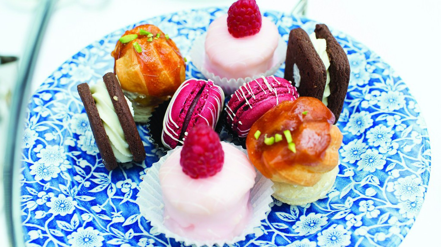 Afternoon Tea Cakes