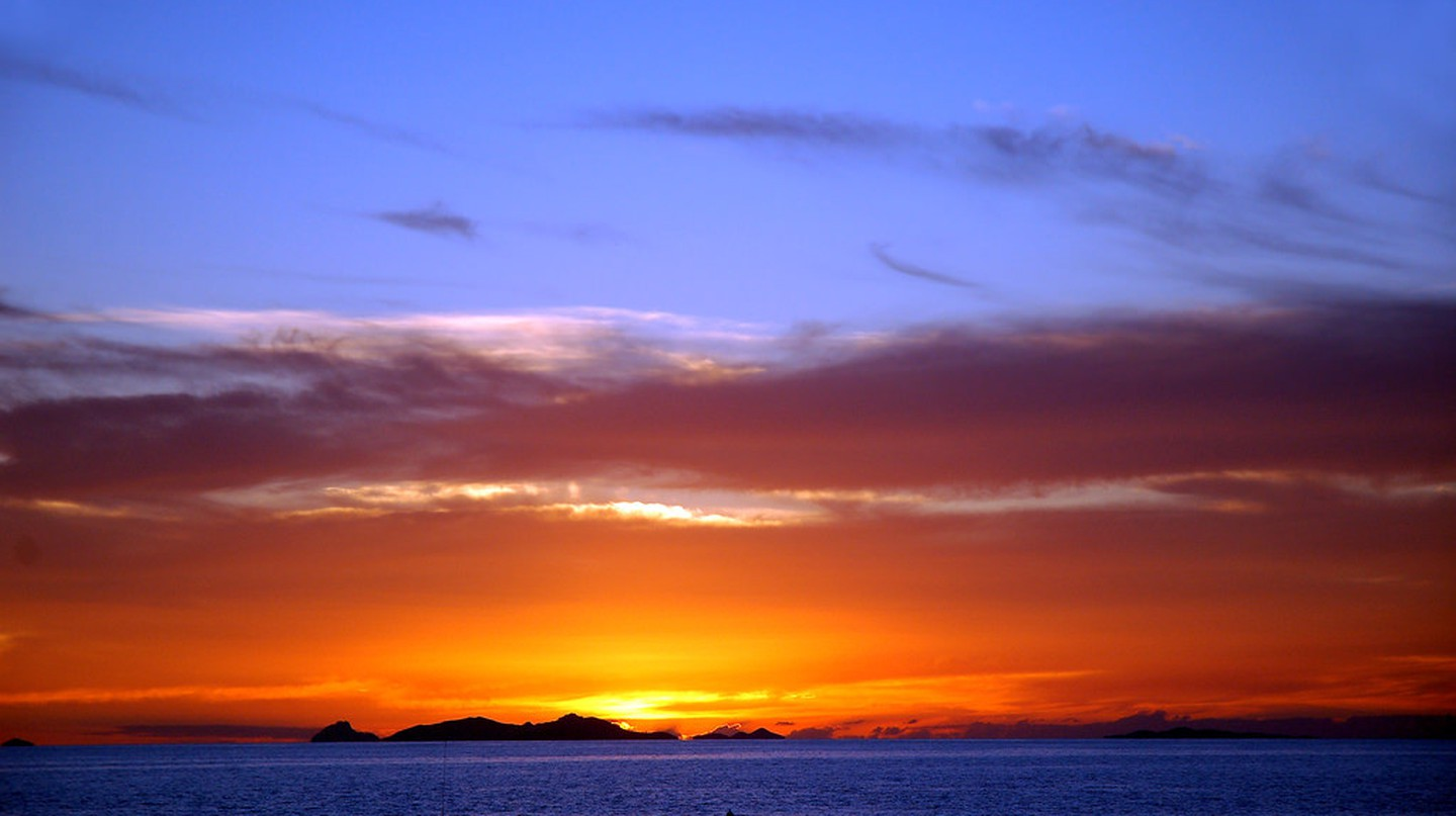 Fiji Sunset | © Alex Kehr / Flickr