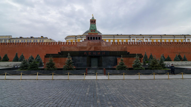 Lenin's Mausoleum | © Jorge Láscar / Flickr