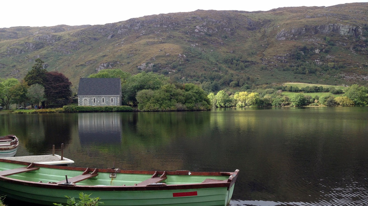 Gougane Barra, Cork | © Sean MacEntee/Flickr