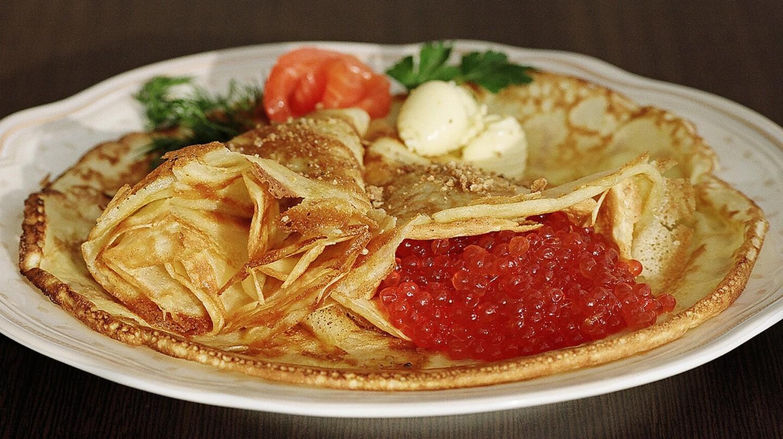 Pancake for boriatin | © Un Bolshakov