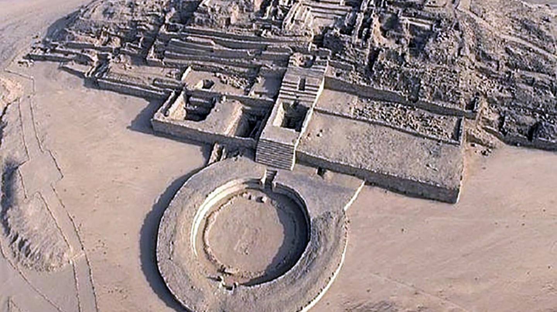 Caral citadel | © Mi Peru/Flickr