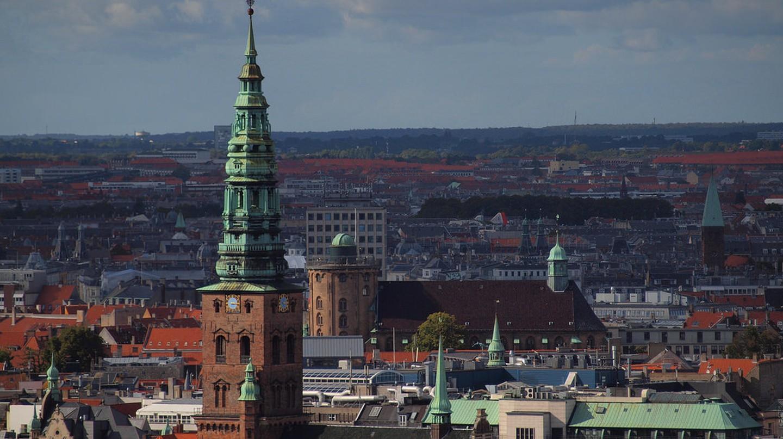 Copenhagen overview | ©  Alejandro/ Flickr