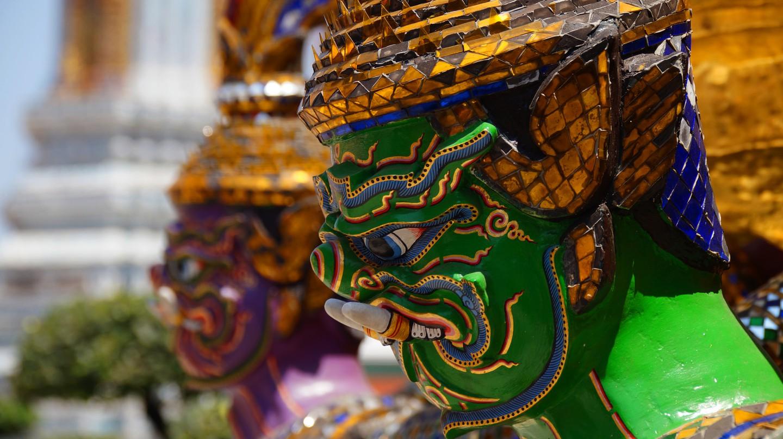 Bangkok, Thailand | © Courtesy of Cedric Lehmann/Flickr