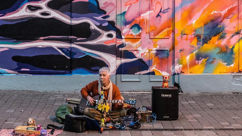 Street Art in Galway   © William Murphy/Flickr