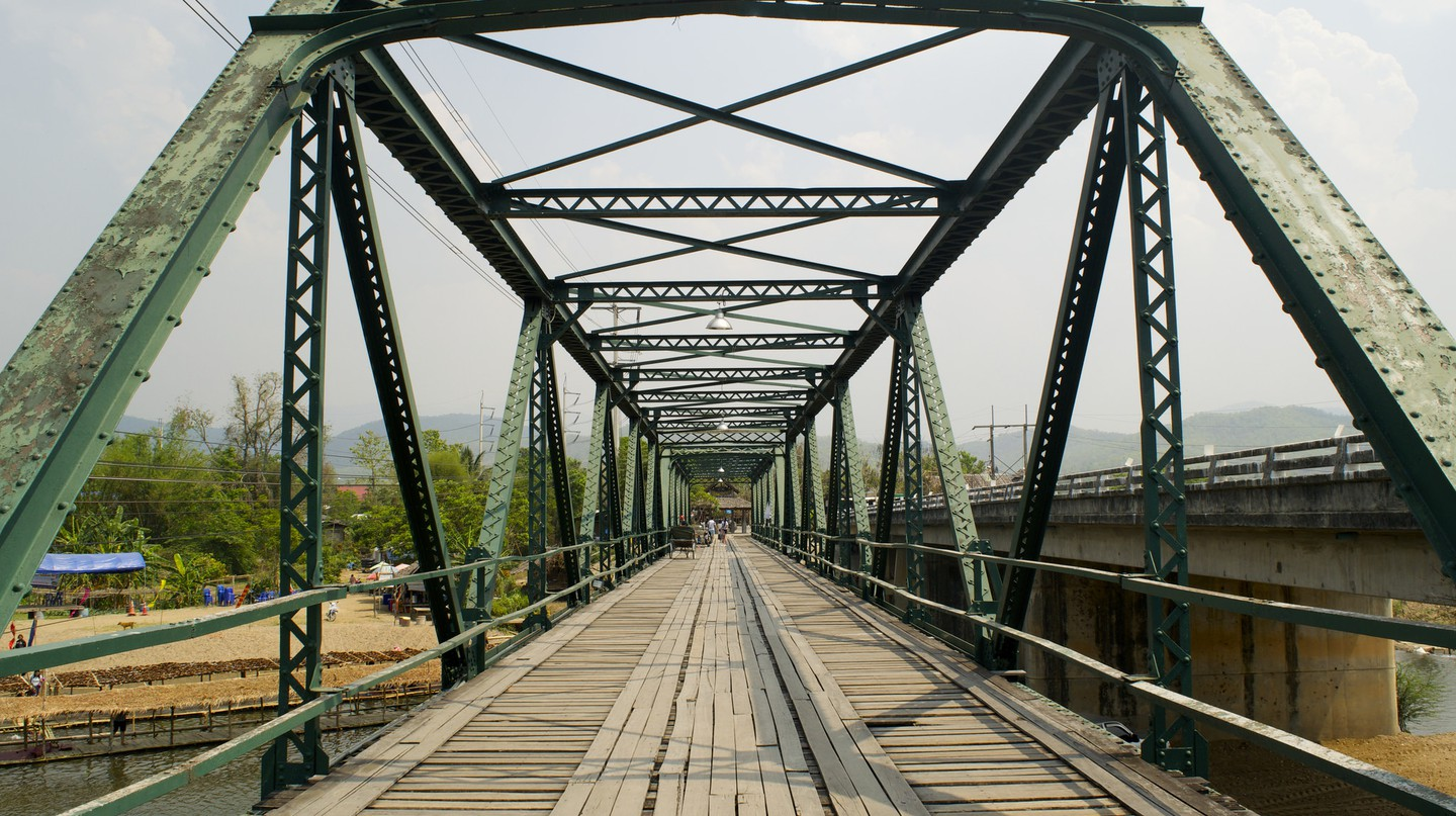Memorial Bridge of Pai  | Courtesy of Kelly Iverson