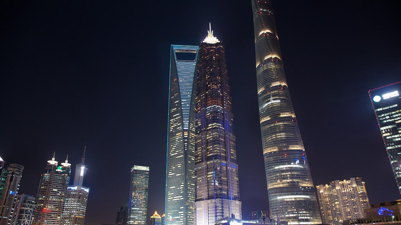 Shanghai Tower | ©Nan-Cheng Tsai/Flickr