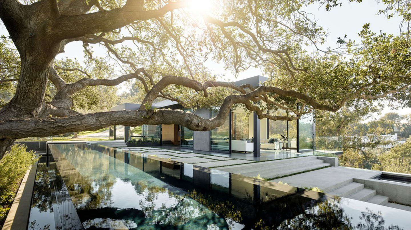 Oak Pass House will give you serious house envy