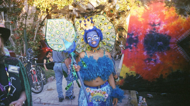 Mardi Gras in New Orleans   Mondo06Blueface2 / Flickr