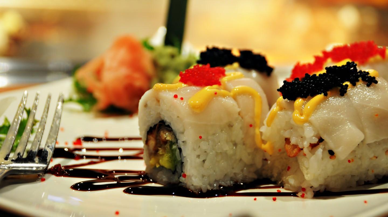 Sushi | © SubtlePanda/Flickr