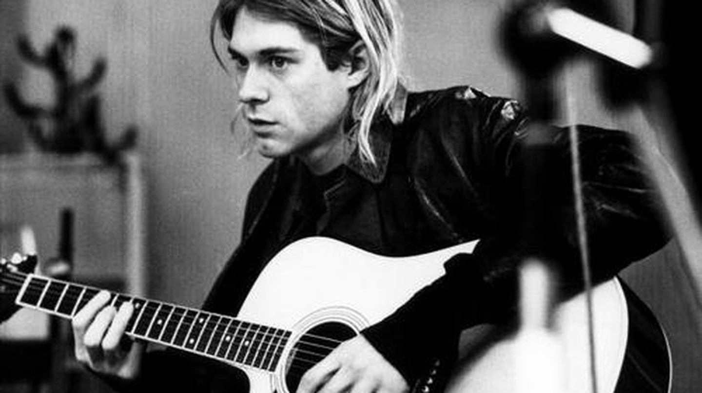 Kurt Cobain | © Michel Linssen / Redferns