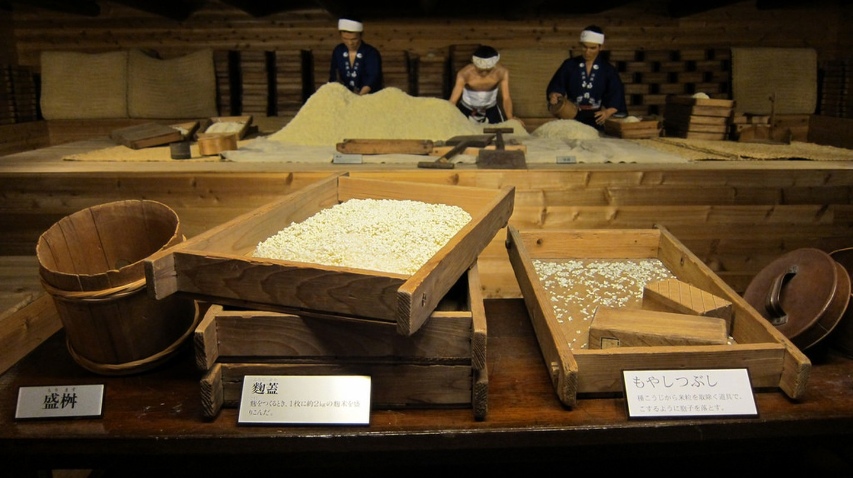 Hakutsuru Sake Brewery Museum | ©hslo/Flickr