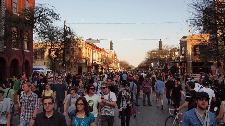 SXSW 2011 | © H. Michael Karshis / Flickr