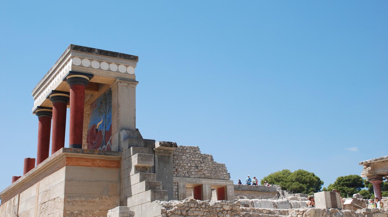 Knossos, Crete | © Trine Juel / Flickr