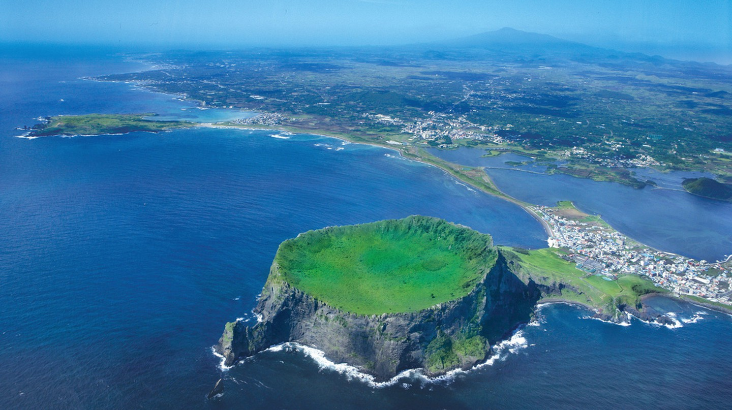Jeju Island, South Korea | © KoreaNet / Flickr