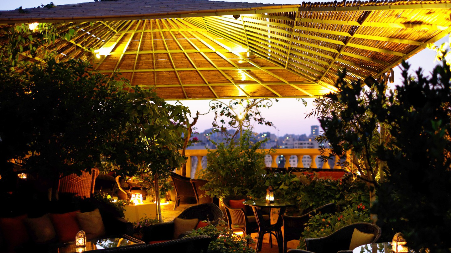 Night Terrace, Albergo Hotel | Courtesy of Albergo Hotel