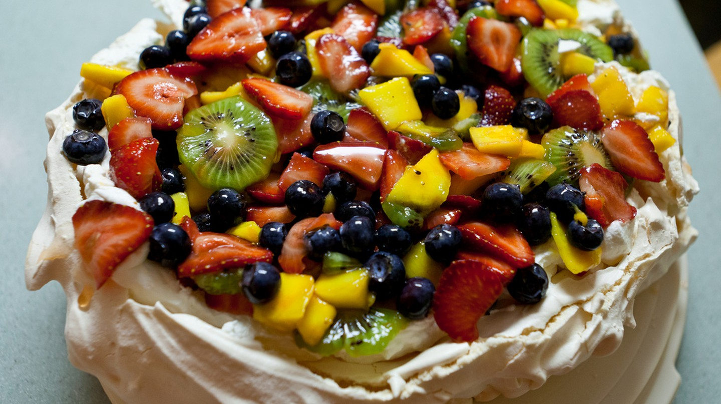 Pavlova | © William Brawley/Flickr