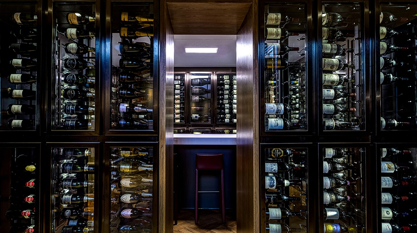 This is Officially London's Best Wine List (But Ordering From it Might be a Little Tricky)