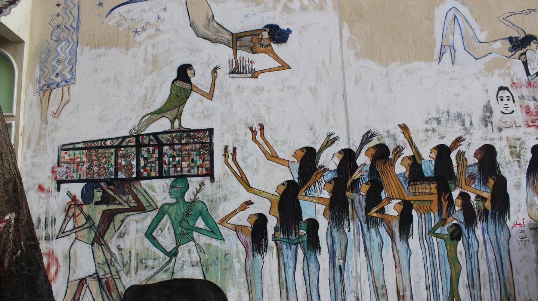 Street Art in Egypt |©  Gigi Ibrahim / flickr