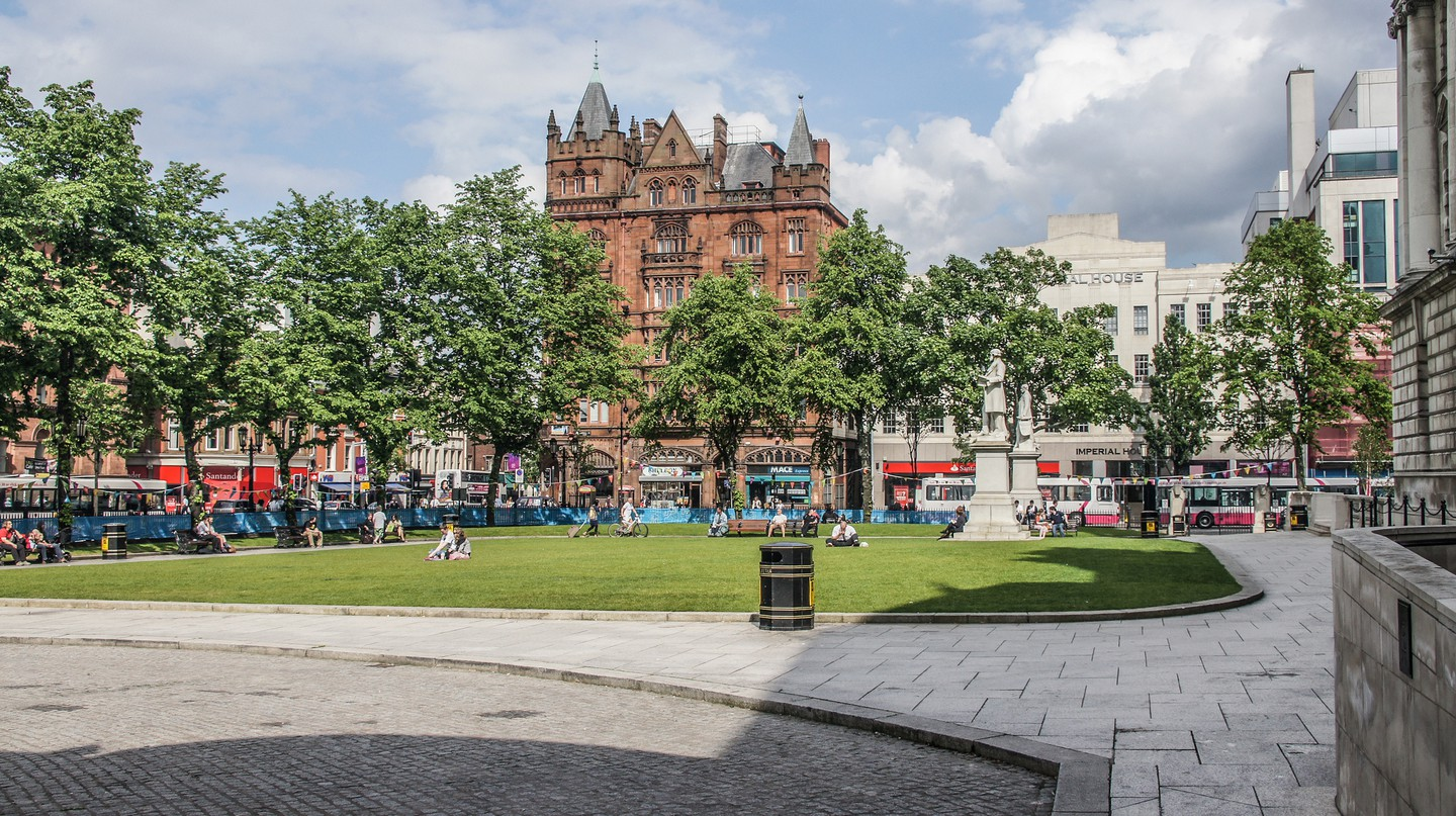 View from Belfast City Hall | © William Murphy / Flickr